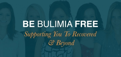 Be Bulimia Free, a closed Facebook group, is for you if you want to break free from bulimia or you are at least curious to find out how to recover. Having mixed feelings about bulimia recovery is common, so it's OK to feel conflicted, or feel not quite re