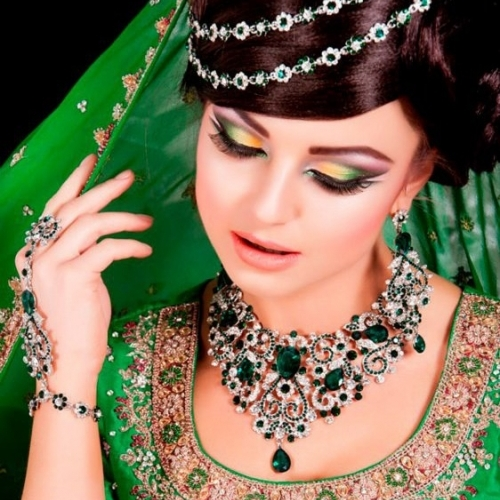 Bridal Makeup Smokey Eye Brown Eyes Looks Tips 2017 Images Natural Look Photos Pics Asian Hair