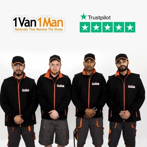 Removals York Team 1 Van 1 Man