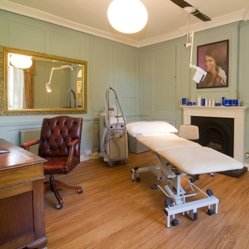 Two Spacious, Well-Equipped and Comfortable Skin Treatments and Consulting Rooms