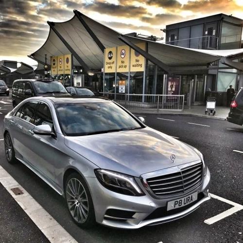 Aura Journeys: Mercedes Benz Chauffeur Limo Services