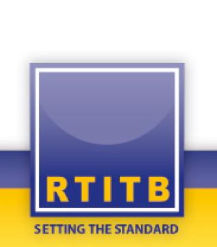 rtitb accredited organisation