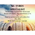 KC Tyres Specialists Ltd