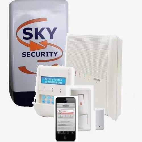 Risco agility 3 smart alarm
