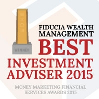 Best Investment Adviser Winner 2015