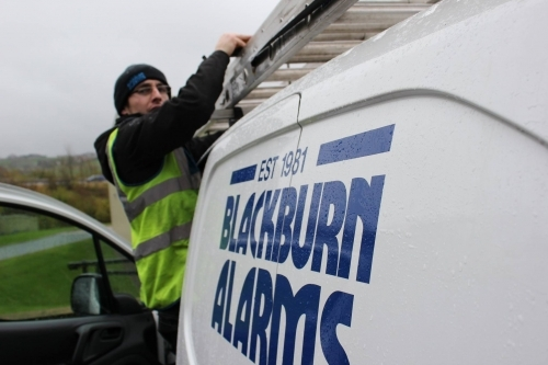 Blackburn Alarms Security Services
