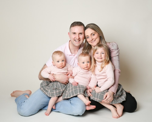 Child and Family photo sessions