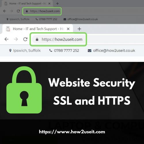 SSL Blog Post