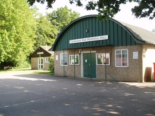 External Memorial Halls