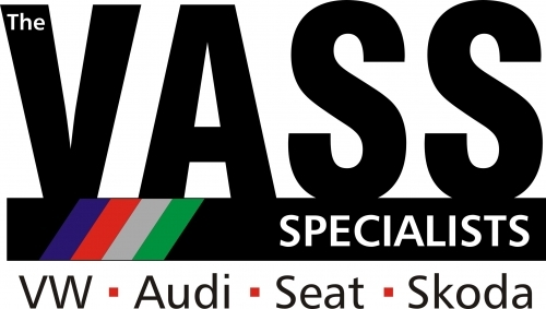 The Vass Specialists Logo