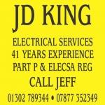 J D King