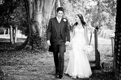 Louise and Greg [Eppestone Church]